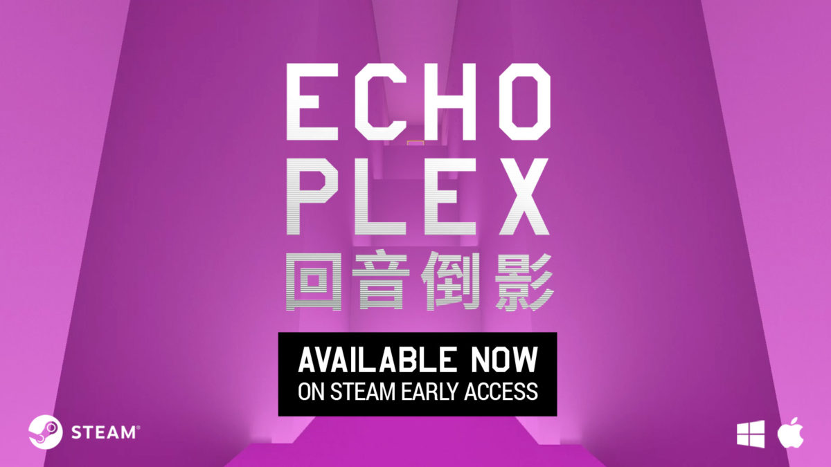 ECHOPLEX is now available on Steam Early Access